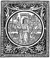0078566 © Granger - Historical Picture ArchiveMONK PICKING BLOSSOMS   from a tree. Woodcut from 'Fior de Virtú', Venice, 1493.