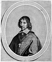 0125456 © Granger - Historical Picture ArchiveARMAND DE MONTMORIN   Armand de Montmorin Saint-Hérem (1643-1713). French Catholic Bishop of Die and Archbishop of Vienne. Line engraving.