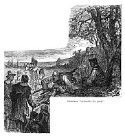 0322329 © Granger - Historical Picture ArchiveQUAKERS: ROBERT HODSHONE.   The punishment of Quaker Robert Hodshone, in Flushing, New York, 1657. Engraving, American 19th century.