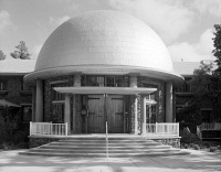 0351373 © Granger - Historical Picture ArchiveLOWELL OBSERVATORY.   The rotunda of the Slipher Building at the Lowell Observatory in Flagstaff, Arizona. Photograph, 1994.