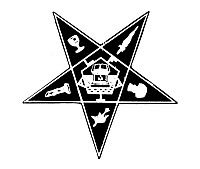 0098031 © Granger - Historical Picture ArchiveSEAL: FREEMASONRY.   Seal of the Order of the Eastern Star, a body of Freemasonry.
