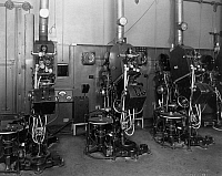 0174674 © Granger - Historical Picture ArchiveFILMMAKING: SOUND, 1926.   Western Electric equipment for recording sound for motion pictures. Photograph, c1926.