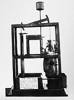 0113285 © Granger - Historical Picture ArchiveWATT'S STEAM ENGINE, 1763.  Steam engine invented by James Watt, 1763.