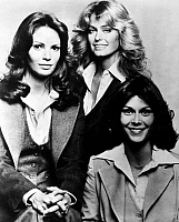 0098454 © Granger - Historical Picture ArchiveTV: CHARLIE'S ANGELS.   American television still, c1976.