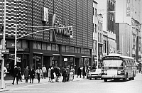 0186557 © Granger - Historical Picture ArchiveBROOKLYN, 1971.   A view of Fulton Street in Brooklyn, New York. Photograph, 1971.