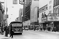 0186558 © Granger - Historical Picture ArchiveBROOKLYN, 1971.   A view of Fulton Street in Brooklyn, New York. Photograph, 1971.