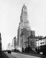 0408687 © Granger - Historical Picture ArchiveNYC: RITZ TOWER, c1930.   The Ritz Tower on Park Avenue in New York City. Photograph, c1930.