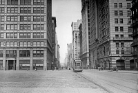 0527301 © Granger - Historical Picture ArchiveNEW YORK CITY, c1913.   A view up 4th Avenue in New York City. Photograph, c1913.