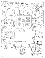 0099294 © Granger - Historical Picture ArchiveFLORIDA: SPANISH FORT.   Plan of the Spanish fort of San Mateo (formerly the French Fort Caroline, until 1565). Drawing, c1590.