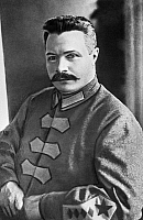 0353765 © Granger - Historical Picture ArchiveMIKHAIL FRUNZE (1885-1925).    Bolshevik leader and Red Army commander, 1923. Full credit: ITAR-TASS Photo Agency / Granger, NYC -- All Rights Reserved.