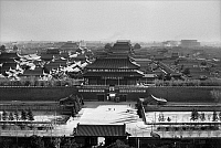 0121673 © Granger - Historical Picture ArchivePEKING: FORBIDDEN CITY.   A view of the Forbidden City in Peking, China. Photographed c1970.