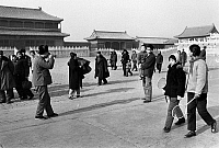 0121674 © Granger - Historical Picture ArchivePEKING: FORBIDDEN CITY.   Scene inside the Forbidden City in Peking, China. Photographed in 1974.