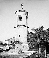0126262 © Granger - Historical Picture ArchiveHAVANA: CASTILLO, c1904.   Tower of the Castillo de la Real Fuerza (Castle of the Royal Force), a fortress on the harbor in Havana, Cuba. Photograph, c1904.
