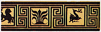 0042130 © Granger - Historical Picture ArchiveANCIENT GREEK ORNAMENT.   Fret from an ancient Greek vase.