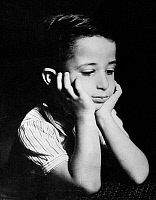 0111558 © Granger - Historical Picture ArchiveFAISAL II (1935-1958).   King Faisal II of Iraq, photographed at age 6, c1942.