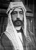 0115599 © Granger - Historical Picture ArchiveFAISAL I (1883-1933).   Arab statesman and King of Iraq, 1921-33. Photograph, early 20th century.