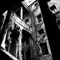0123077 © Granger - Historical Picture ArchiveVENICE: PALAZZO, 1968.   The Palazzo Fortuny in Venice, Italy. Photograph, 1968.