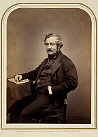 0507736 © Granger - Historical Picture ArchiveBRITISH LIBRARY.   Photographic Portraits of Living Celebrities execu. Martin Farquhar Tupper, Esq; FRS. Full credit: British Library / Granger, NYC -- All rights reserved.