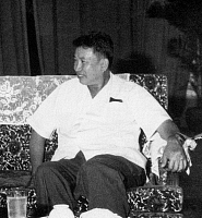 0601319 © Granger - Historical Picture ArchiveSALOTH SAR (MAY 19, 1928?ÇôAPRIL 15, 1998), BETTER KNOWN AS POL POT, WAS THE LEADER OF THE CAMBODIAN COMMUNIST MOVEMENT KNOWN AS THE KHMER ROUGE AND PRIME MINISTER OF DEMOCRATIC KAMPUCHEA FROM 1976?Çô1979. IN 1979, AFTER THE INVASION OF CAMBODIA BY VIETNAM, POL POT FLED INTO THE JUNGLES OF SOUTHWEST CAMBODIA. POL POT DIED IN 1998 WHILE HELD UNDER HOUSE ARRES