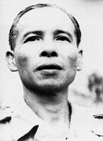 0601351 © Granger - Historical Picture ArchiveCAMBODIA.   Tou Samouth (c.1915-1962), also known as Achar Sok, was a Cambodian Communist politician and a founder member of the Cambodian Communist Party.  Full credit: Pictures from History / Granger, NYC.