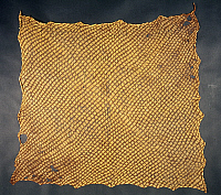 0118663 © Granger - Historical Picture ArchivePERU: NAZCA FABRIC.   Tie-dyed gauze made by the Nazca civilization of ancient Peru, 200 B.C. - 600 A.D.