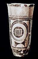 0018867 © Granger - Historical Picture ArchiveSUSA WARE TUMBLER.   From Susa, c3,500 B.C.