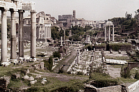 0024213 © Granger - Historical Picture ArchiveROME, ITALY: ROMAN FORUM.