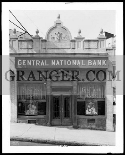 Image of the bronx bank 1928 the central national - 610 exterior street bronx ny 10451 ...