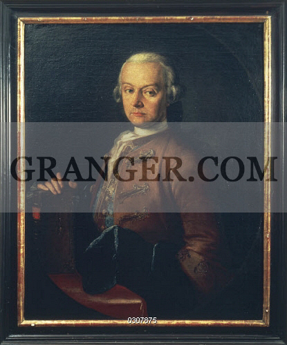 Image of FINE ART  - Pietro Antonio Lorenzoni (1721-1782), Portrait