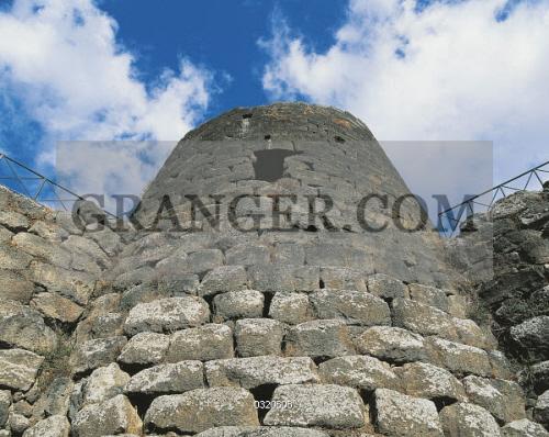 Image of prehistoric art italy sardinia region torralba italy sardinia region torralba province of sassari archaeological complex publicscrutiny Image collections