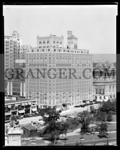 New York City Apartment Streets: Image Of NEW YORK: APARTMENT HOTEL.