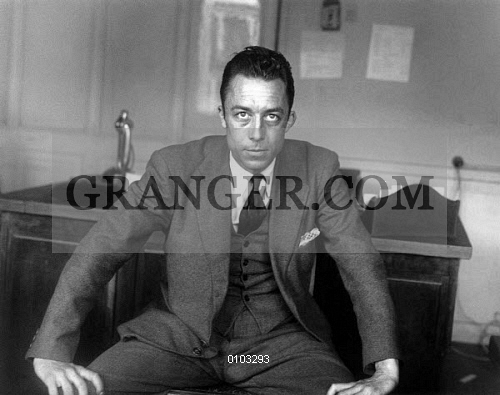 French Writer And Winner Of The 1957 Nobel