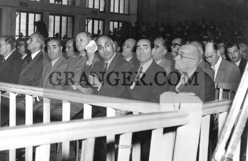 Image of ADNAN MENDERES. - The Members Of The Turkish Old Regime's ...