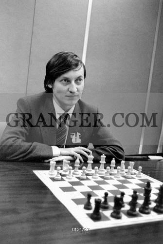Image of ANATOLI KARPOV  - Russian Chess Grandmaster Here