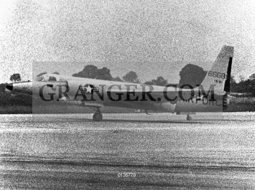 Image of AVION U2  - Lockheed U-2, American Plane, Used From