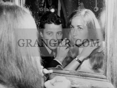 image of brigitte and jean francois wedding of actress brigitte fossey and stage director. Black Bedroom Furniture Sets. Home Design Ideas