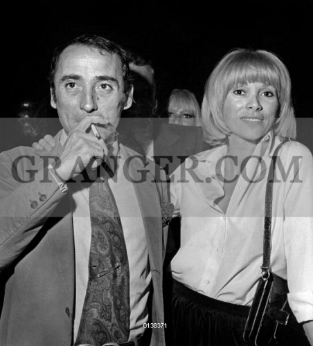 image of claude brasseur and mireille darc claude. Black Bedroom Furniture Sets. Home Design Ideas