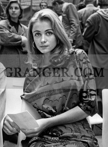 Image Of Emmanuelle Beart