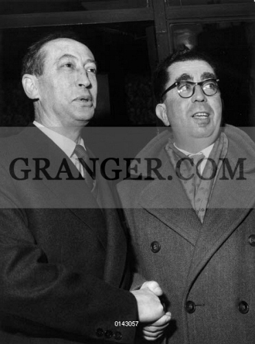 GEORGES GOVY AND ROGER IKOR. 