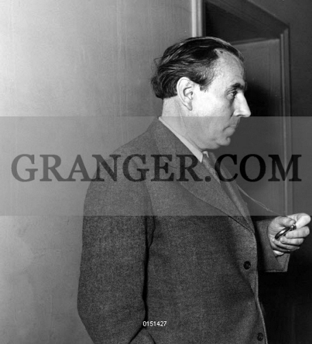 Image Of Louis Ferdinand Celine French Writer Louis