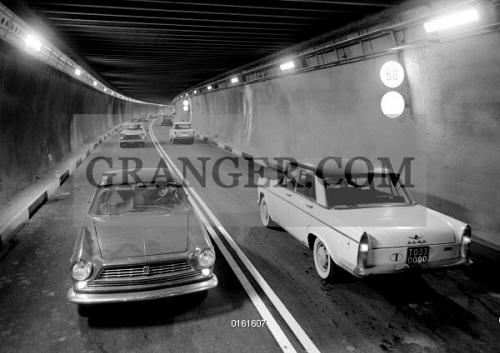 image of tunnel du grand saint bernard opening of the grand saint bernard tunnel linking. Black Bedroom Furniture Sets. Home Design Ideas