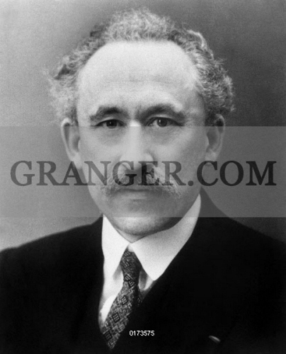 Image Of Eugene Minkowski 1885 1972 French Psychiatrist Photograph C1940 Full Credit Bourgeron Rue Des Archives Granger Nyc All Rights Reserved From Granger Historical Picture Archive