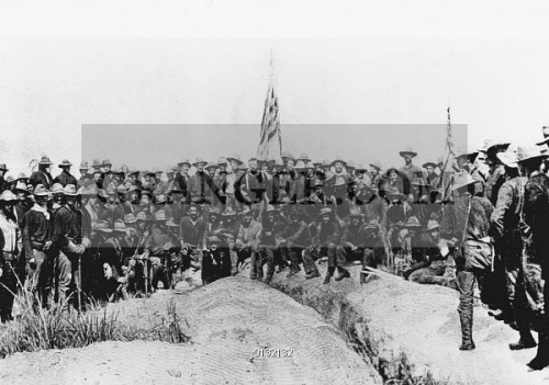 the spanish american war and theodore Stephen crane was no admirer of teddy roosevelt, and the feeling was most   when crane arrived in cuba to cover the spanish-american war, the two men.