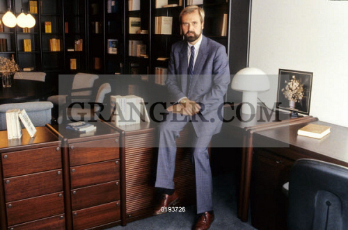 Image Of Entrepreneur Reinhard Floetotto Reinhard Floetotto Entrepreneur Germany Owner Of The Furniture Manfacturer Floetotto 03 10 1983 No Commercial Use Ullstein Bild Id 00936108 From Granger Historical Picture Archive