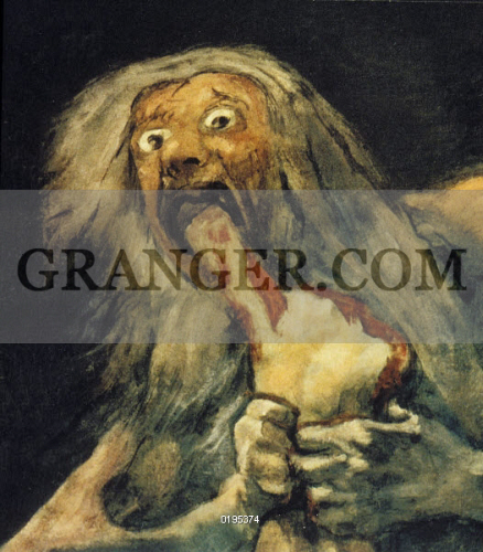 Image Of FRANCISCO GOYA Francisco Goya Paintings Titan Chronus - Francisco goya paintings