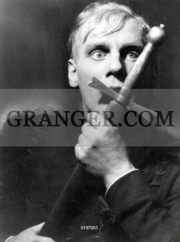 4bafedfe001 Image of GUSTAF GRUENDGENS. - Gustaf Gruendgens, German Actor. Portrait As  Hamlet (William Shakespeare) Taken By Rene Fosshag., Ullstein Bild ID  00270367.