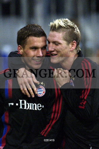 Image of LUKAS PODOLSKI   - Lukas Podolski - Striker, FC