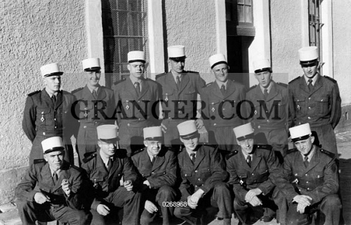 Image Of French Foreign Legion 1961 German Members Of The French