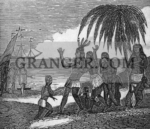 the planned discovery of christopher columbus on october 13th 1492 Diary christopher columbus  forasmuch as in this present year of 1492,  own words from the journal of his first voyage and discovery of these.