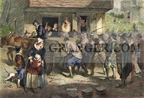puritans and quakers Find an answer to your question what did the puritans, quakers, and catholics living in england in the 1600s all have in common.